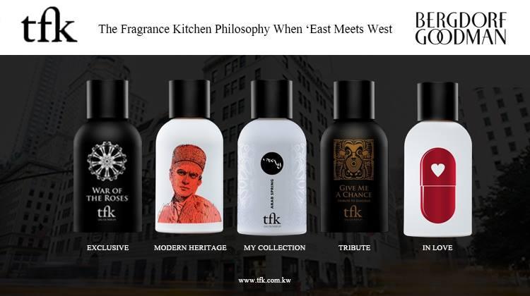 The Fragrance Kitchen