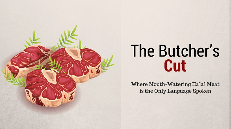 The Butcher's Cut- Where Mouth-Watering Halal Meat is the Only
