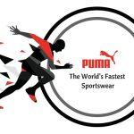 Puma is The World's Fastest Sportswear